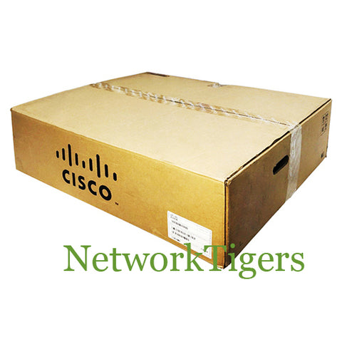 NEW Cisco N9K-C9372PX Nexus 9300 48x 10G SFP+ 6x 40G QSFP+ Switch - NetworkTigers