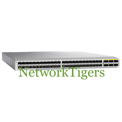 Cisco N9K-C9372PX Nexus 9300 Series 48x 10G SFP+ 6x 40G QSFP+ Switch - NetworkTigers