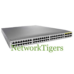 Cisco N9K-C9372TX Nexus 9300 48x 10GE 6x 40G QSFP+ Switch - NetworkTigers