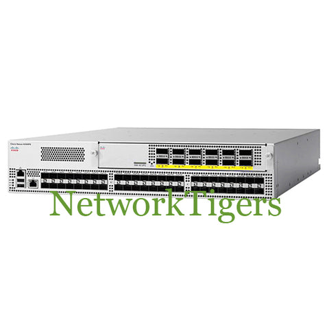 Cisco N9K-C9396PX Nexus 9300 Series 48x 10G SFP+ 12x 40G QSFP+ Switch - NetworkTigers