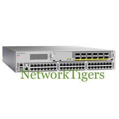 Cisco N9K-C9396TX Nexus 9300 48x 10 Gigabit Ethernet 8x 40G QSFP+ Switch - NetworkTigers