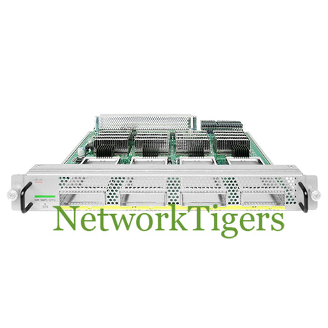 Cisco N9K-M4PC-CFP2 Nexus 9300 Series 4x 100 Gigabit CFP2 Switch Module - NetworkTigers