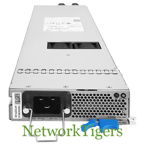Cisco N9K-PAC-3000W-B Nexus 9500 Series 3000W AC Switch Power Supply - NetworkTigers
