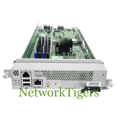 Cisco N9K-SUP-B+ 6x Core 12x Thread 1.9GHz X86 Switch Supervisor Module