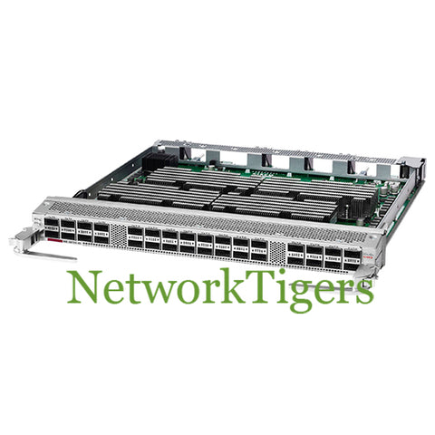 Cisco N9K-X9732C-EX 32x 100 Gigabit Ethernet QSFP28 Switch Line Card - NetworkTigers