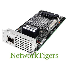 Cisco NIM-1MFT-T1/E1 ISR 4000 Series 1x T1/E1 Multi-flex Trunk Router Module - NetworkTigers