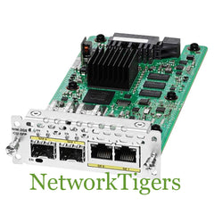 Cisco NIM-2GE-CU-SFP ISR 4000 Series 2x Gigabit Ethernet Combo Router Module - NetworkTigers