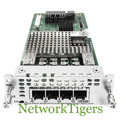 Cisco 4-Port Network Interface Module FXS NIM-4FXS FXS-E and DID for ISR
