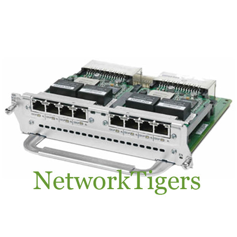 Cisco NM-8CE1T1-PRI ISR Series 8x Channelized T1/E1 and ISDN PRI Router Module