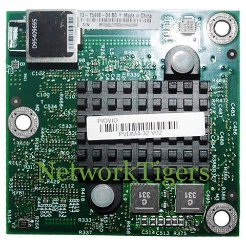 Cisco PVDM4-32 4000 Series ISR 32-Channel High-Density Voice DSP Router Module - NetworkTigers