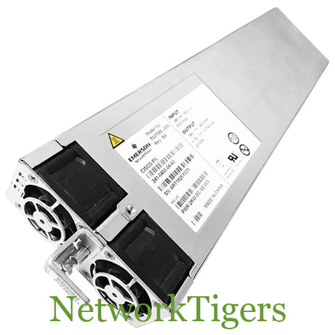 Cisco PWR-2KW-DC-V2 ASR 9000 Series 2100W DC Router Power Supply - NetworkTigers