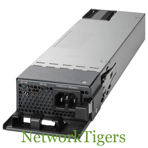 Cisco PWR-C1-1100WAC Catalyst 3850 Series 1100W AC Switch Power Supply - NetworkTigers