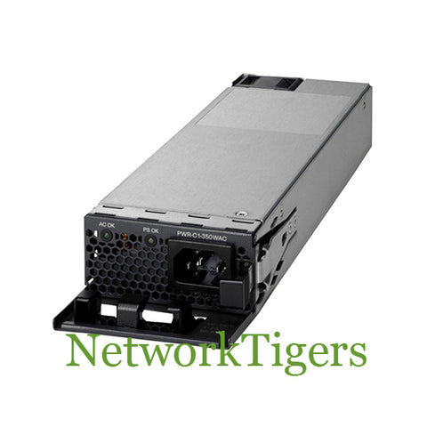 Cisco PWR-C1-350WAC/2 3850 Series 350W AC Power Supply - NetworkTigers