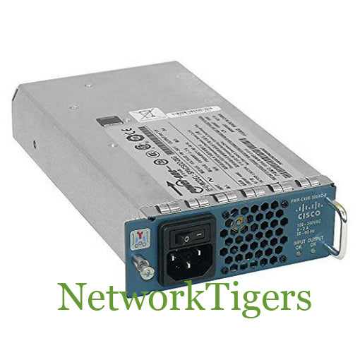 Cisco PWR-C49E-300AC-F Catalyst 4900 Series 300W AC Switch Power Supply - NetworkTigers