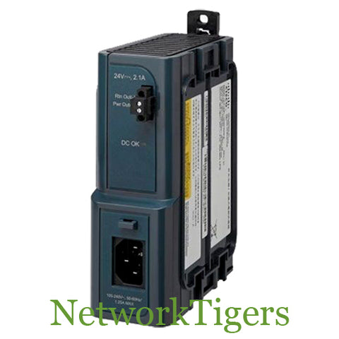 Cisco PWR-IE50W-AC-IEC IE 2000/3000 Series 50W AC Switch Power Supply - NetworkTigers