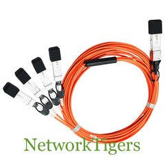 Cisco QSFP-4X10G-AOC2M 2m 40GBase-AOC QSFP to 4 SFP+ Active Optical Cable - NetworkTigers