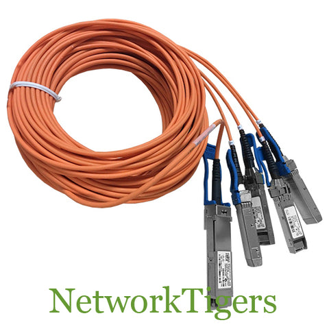 Cisco QSFP-4X10G-AOC7M 40GBase Active Optical QSFP Cable - NetworkTigers