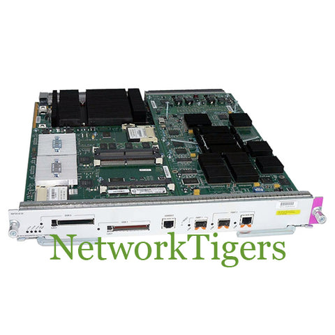 Cisco RSP720-3CXL-10GE 7600 Series Router Switch Processor 720 Module - NetworkTigers