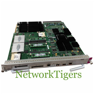 Cisco RSP720-3CXL-GE 7600 Series 720 Router Route Switch Processor - NetworkTigers