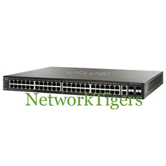 Cisco SF500-48-K9-NA 500 Series 48x Fast Ethernet 2x 1G Combo SFP Switch