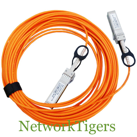 Cisco SFP-10G-AOC10M 10 Gigabit BASE-AOC 10m Optical SFP+ Transceiver Cable - NetworkTigers