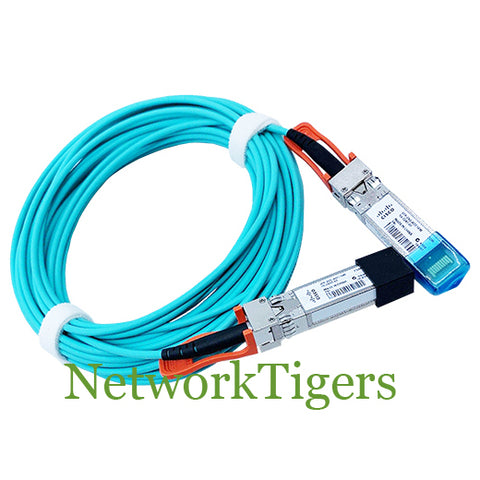 Cisco SFP-25G-AOC10M 10m 25 Gigabit BASE-AOC SFP28 Active Optical Cable
