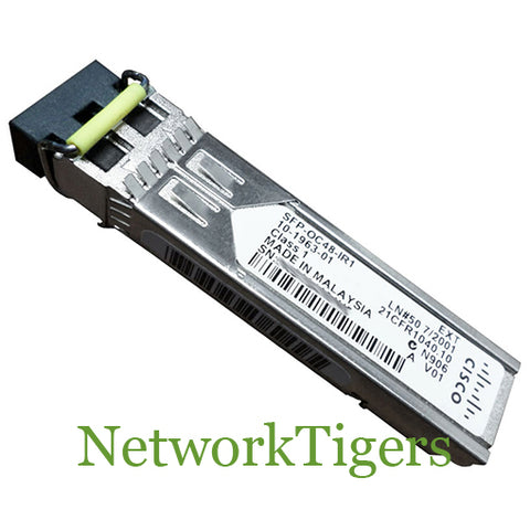 Cisco SFP-OC48-IR1 OC-48/STM-16 Intermediate-Reach Optical SFP Transceiver