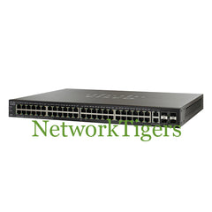Cisco SG500-52MP-K9-NA Small Business 500 48x GE PoE+ 4x 1G SFP Switch