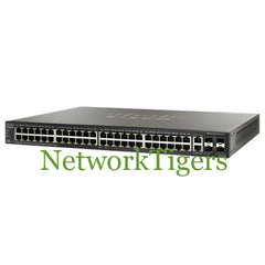 Cisco SG500-52P-K9-NA 500 Series Small Business 48x GE PoE 4x 1G Combo Switch
