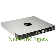 Cisco Linksys SGE2000 Small Business Series 24 Port Gigabit Switch - NetworkTigers