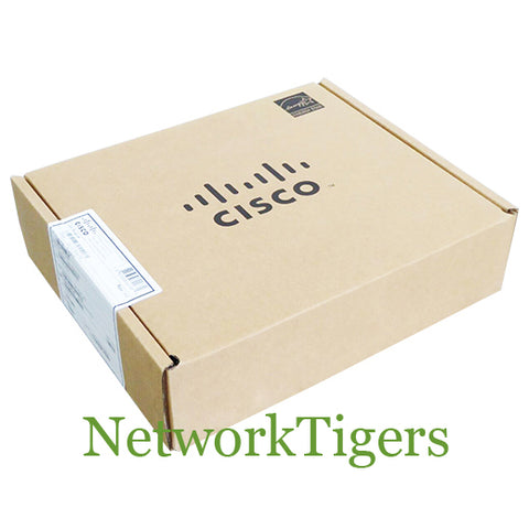 NEW Cisco SPA-2CHT3-CE-ATM 2-Port Channelized T3/E3 ATM CEoP Shared Port Adapter
