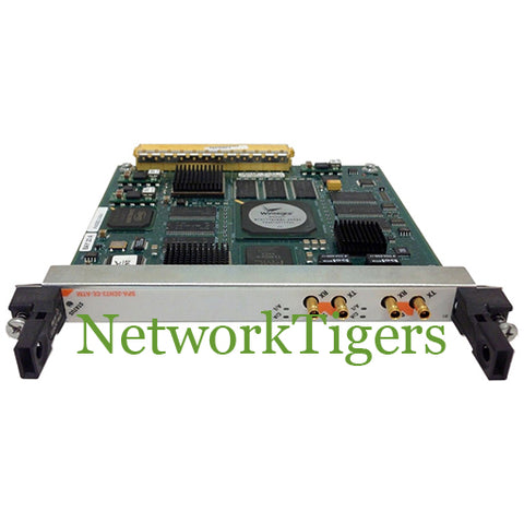 Cisco SPA-2CHT3-CE-ATM 2x Channelized T3/E3 ATM CEoP SPA Shared Port Adapter