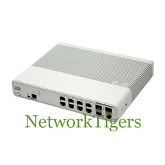 Cisco WS-C2960C-8TC-L 8x Fast Ethernet 2x 1G SFP Lan Base Switch - NetworkTigers