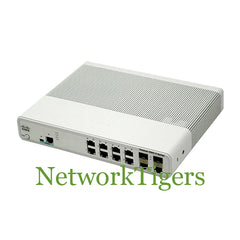 Cisco WS-C2960C-8TC-S C2960C Series 8x Fast Ethernet 2x 1G SFP Switch - NetworkTigers