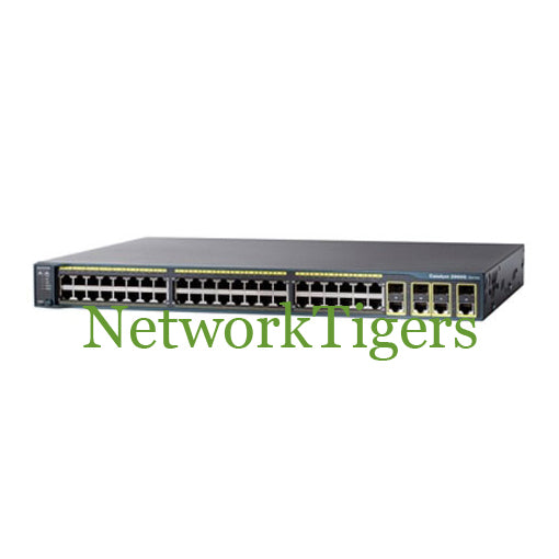 Cisco WS-C2960G-48TC-L