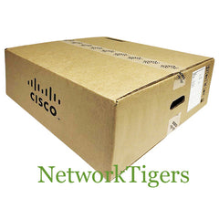 NEW Cisco WS-C2960L-16PS-LL 16x GE PoE+ RJ-45 2x 1G SFP LAN Lite Switch