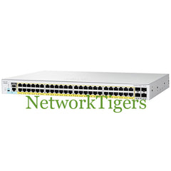 Cisco WS-C2960L-48PS-LL Catalyst 2960-L 48x GE PoE+ 4x 1G SFP LAN Lite Switch