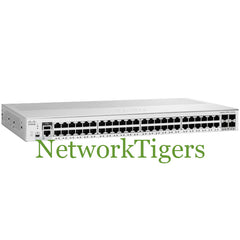 Cisco WS-C2960L-48TS-LL Series 48x Gigabit Ethernet 4x GE SFP Switch