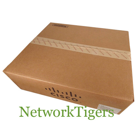 NEW Cisco WS-C2960S-48FPD-L 48x Gigabit Ethernet PoE 2x 10G SFP+ LAN Base Switch - NetworkTigers