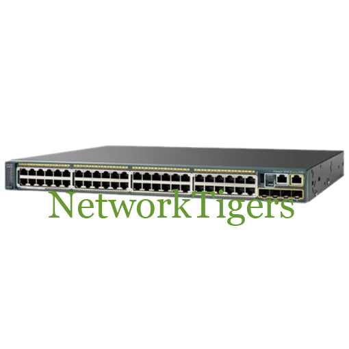 2x Cisco C2960S-STACK Stacking Module 2960S with CAB-STK-E-0.5M Stack Cable