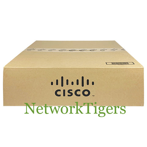 NEW Cisco WS-C2960S-F48TS-L 48x FE RJ-45 4x 1GB SFP LAN Base Switch