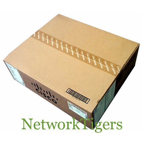 NEW Cisco WS-C2960X-24PS-L 24x Gigabit Ethernet PoE 4x 1G SFP LAN Base Switch - NetworkTigers