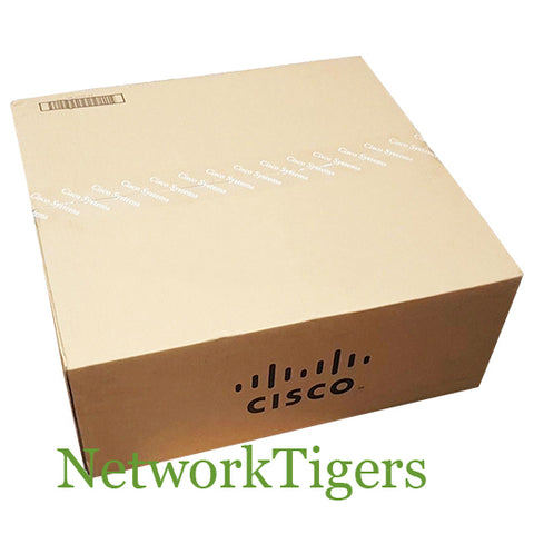 NEW Cisco WS-C2960X-48LPD-L 48x Gigabit Ethernet 2x 10G SFP+ LAN Base Switch - NetworkTigers