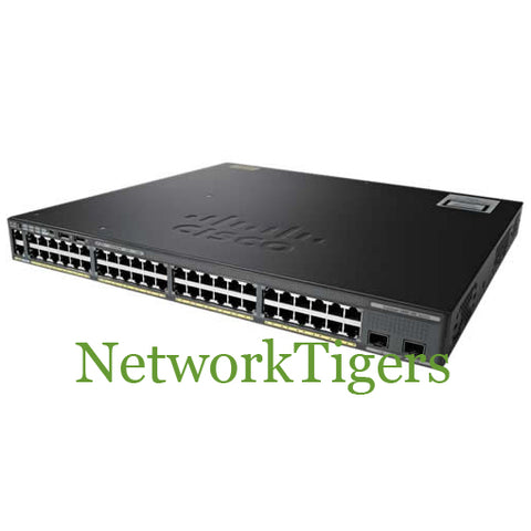 Cisco WS-C2960X-48LPD-L