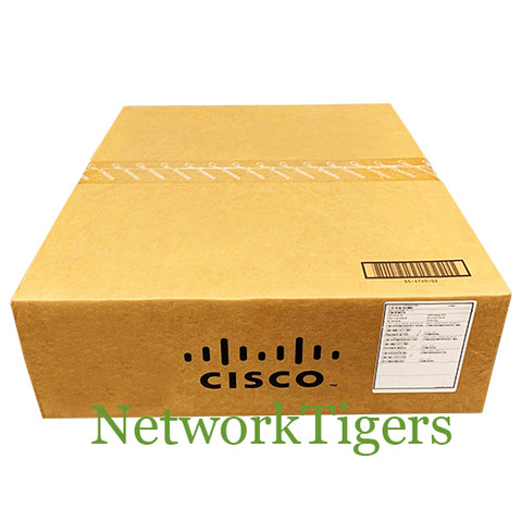 NEW Cisco WS-C2960XR-24PD-I 24x 1GB PoE RJ-45 2x 10GB SFP+ IP Lite Switch