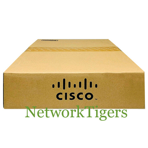 NEW Cisco WS-C2960XR-48FPD-I 48x 1GB PoE RJ-45 2x 10GB SFP+ IP Lite Switch