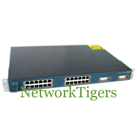 Cisco WS-C3524-PWR-XL-EN POE 3524 Catalyst Switch