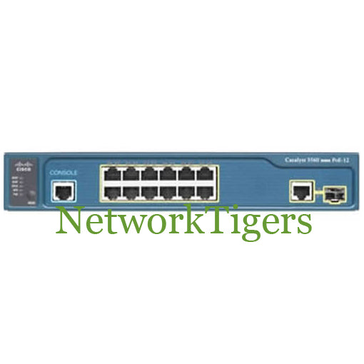 Cisco WS-C3560-12PC-S