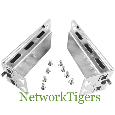 NEW NetworkTigers RCKMNT-19-CMPCT Mounting Kit for WS-C3560-8PC-S - NetworkTigers