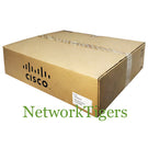 NEW Cisco WS-C3560C-8PC-S C3560-C Series 8x Fast Ethernet PoE+ 2x 1G SFP Switch - NetworkTigers